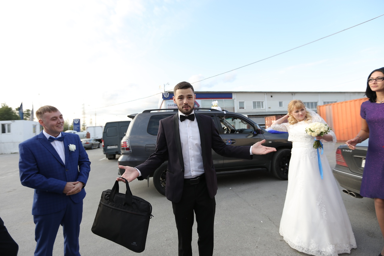 Александр Терещенко ведущий в Калининграде14
