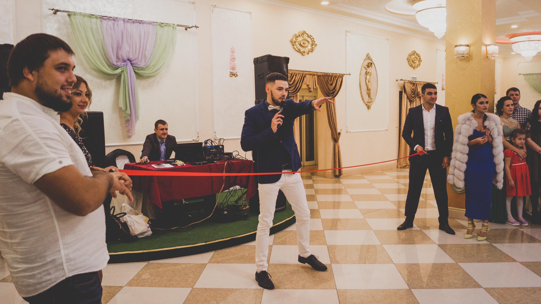 Александр Терещенко ведущий в Калининграде6