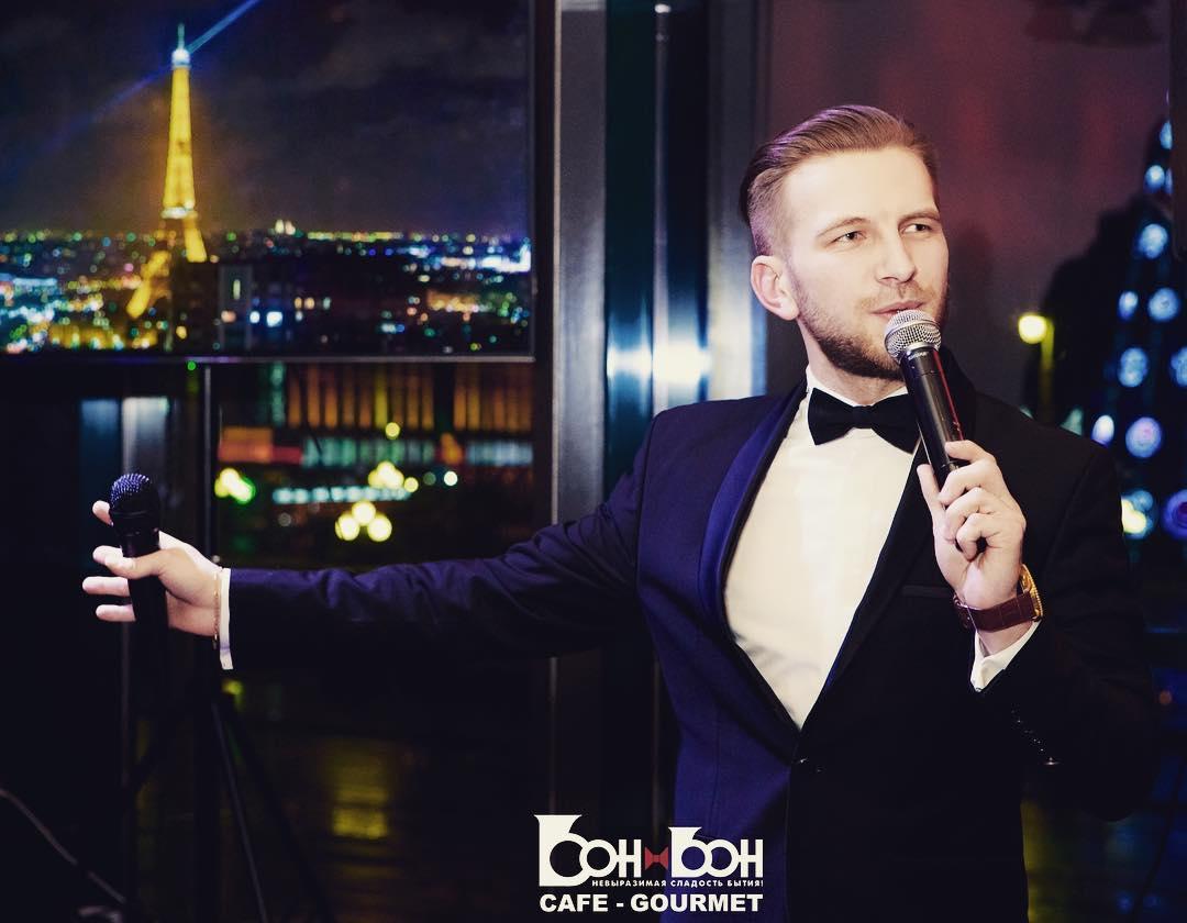 Андрей Астахов ведущий в Калининграде3