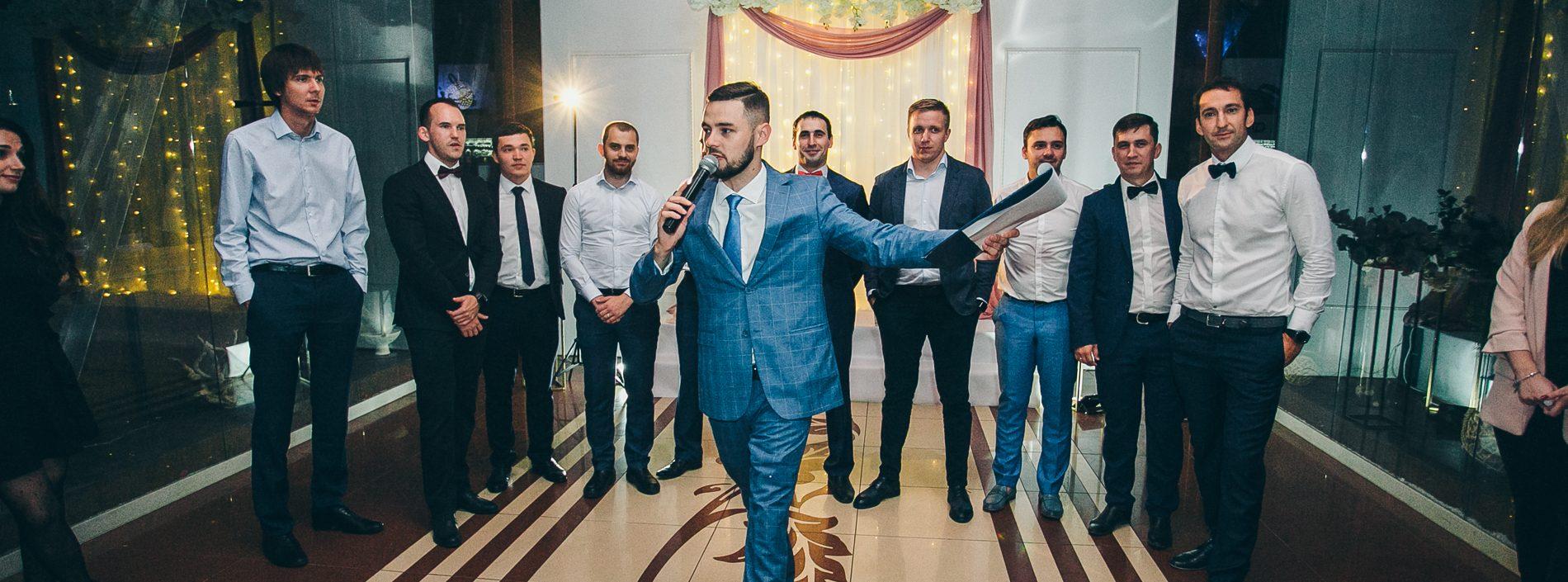 Александр Терещенко ведущий в Калининграде4