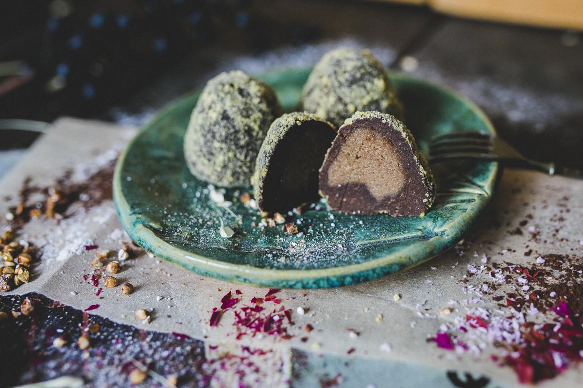 Полезные десерты - TRAWA9